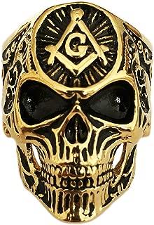 skull engagement ring for sale