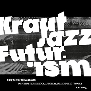 MATHIAS MODICA PRESENTS KRAUT JAZZ FUTURISM [Vinilo]