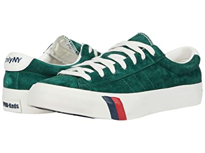 Pro-Keds Royal Plus Only NY Suede (Hunter Green) Men