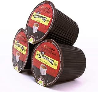 Eldorado Single Serve K-Cups, Dark Roast Espresso Blend (12 Count)
