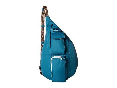KAVU Mini Rope Sling (Tranquil) Sling Handbags