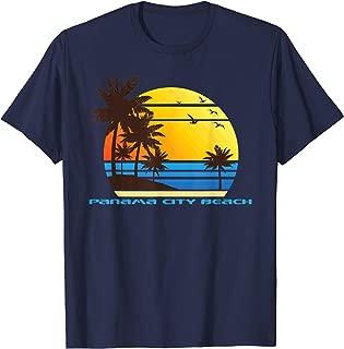Panama City Beach Surf T-Shirt Summer Sun Fun Tee Shirt
