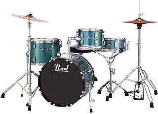 Pearl Drum Set, Aqua Blue (RS584C/C703)