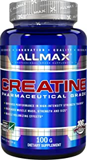 ALLMAX Nutrition Creatine, Pharmaceutical Grade, 3.53 oz (100 g)