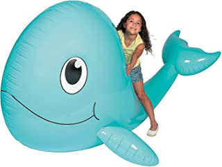 Giant Inflatable Whale (Large at 6 ft. x 54