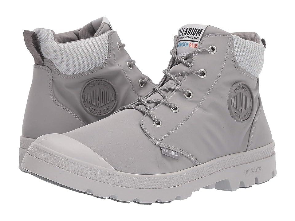 Palladium Pampa Lite Cuff WP (Titanium) Shoes