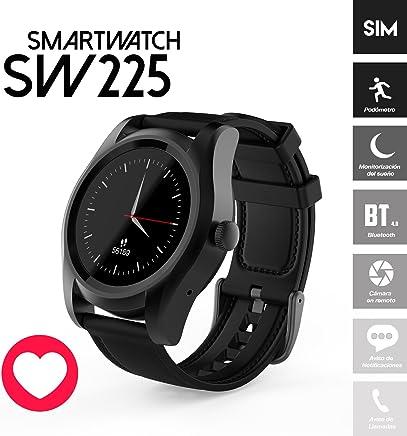 Amazon.es: smartwatch prixton sw8 - 1 estrella y más