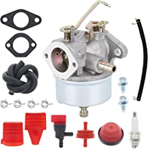 6Pieces Air Filter Kit Tiller Parts Farming for 2-cycle Little Wonder Engine