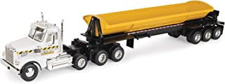 ERTL Freightliner 1: 32 Scale 122SD Semi with Side Dump Trailer