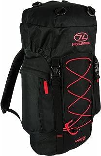 Highlander Mens Rambler XTP600 Durable Rucksack Backpack Backpack 20 Litre