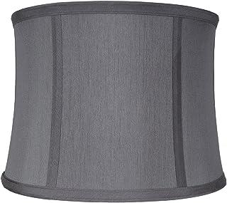 Amazoncom Grey Lamp Shades Lamps Shades Tools Home