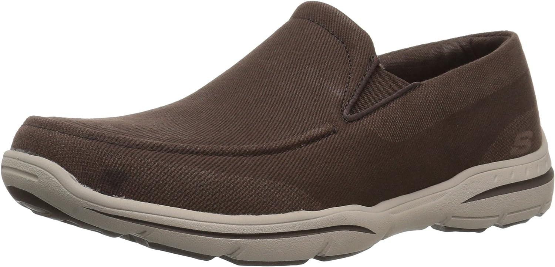 Skechers Men's Harper Brawley Slip-On Loafer