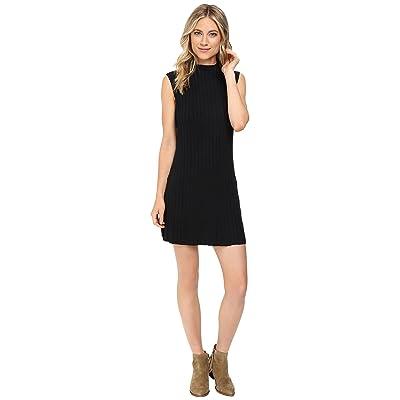 RVCA Banked Dress (Black) Women