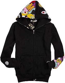 Mens Hoodies Sweatshirt Fashion Outdoor Embroidery Pullover Zipper Winter Coat Hip-Hop Funny Tops Baseball …