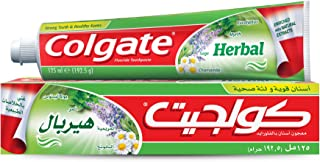 Colgate Herbal Fluoride Toothpaste - 125 ml