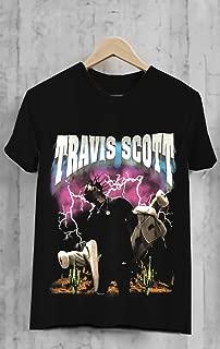 Travis Scott Shirt Rodeo Madness Tour T-shirt Unisex, Travis Scott Adult Clothing Casual Tee Street Wear O-neck For Men For Women