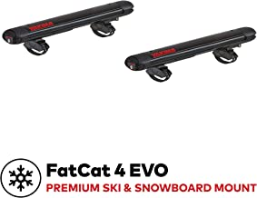yakima - FatCat EVO Rooftop Ski and Snowboard Mount
