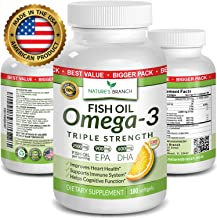 nature's health omega 3