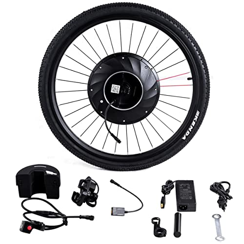 Electric Motor For Bicycle >> Electric Motor Bike Kit Amazon Com