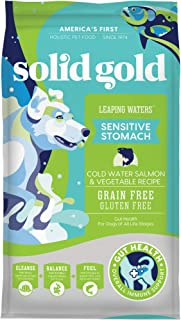 Solid Gold Leaping Holistic Vegetables