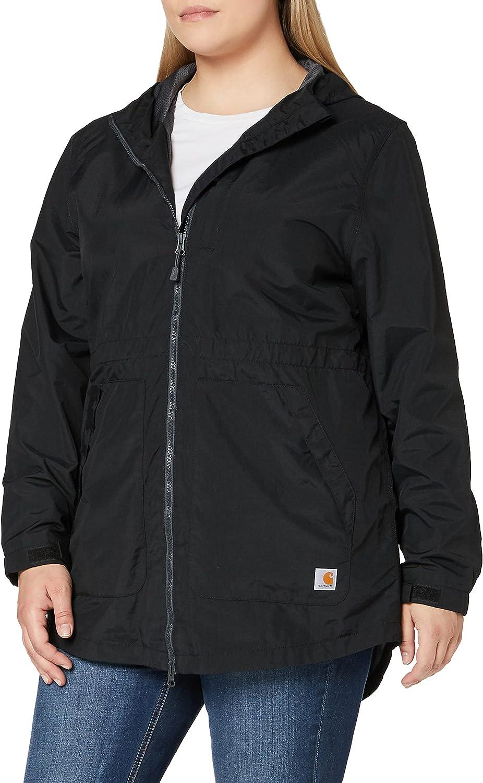 Carhartt Women's Oc221 Rd HDD Lghtwght Coat