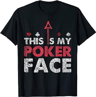 Best poker face shirt Reviews