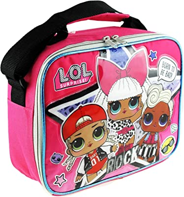 LOL Surprise Lunch Box - Rock Star A14876