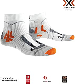 Negro 39-42 X-Socks Funktionssocken Competence Long Calcetines Hombre