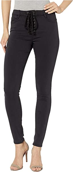 Fever Tie Jeans in Black