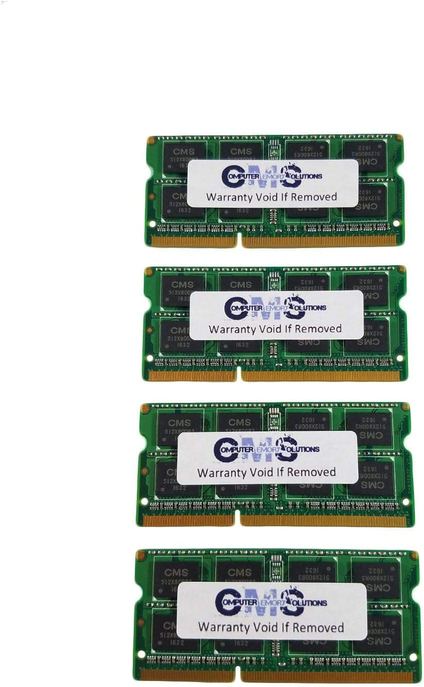 32GB (4X8GB) Memory Ram Compatible with Apple iMac Core I5 3.2 27-Inch (Late 2013) Me088Ll/A by CMS A6