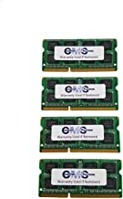 32GB (4x8GB) Memory RAM Compatible with Dell Precision Mobile Workstation M4800 by CMS A6