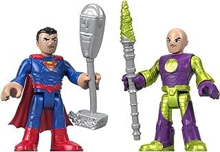 Fisher-Price Imaginext DC Super Friends, Superman & Lex Luthor