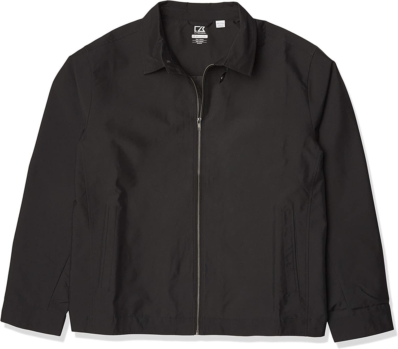 Cutter & Buck Men's CB Weathertec Mason Full Zip Jacket