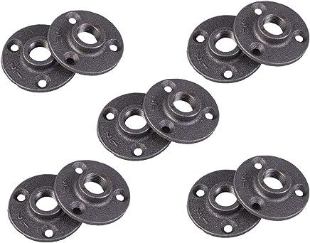 Ferretería acero inoxidable A2 M18 25 pcs coronas de tuercas DIN 935