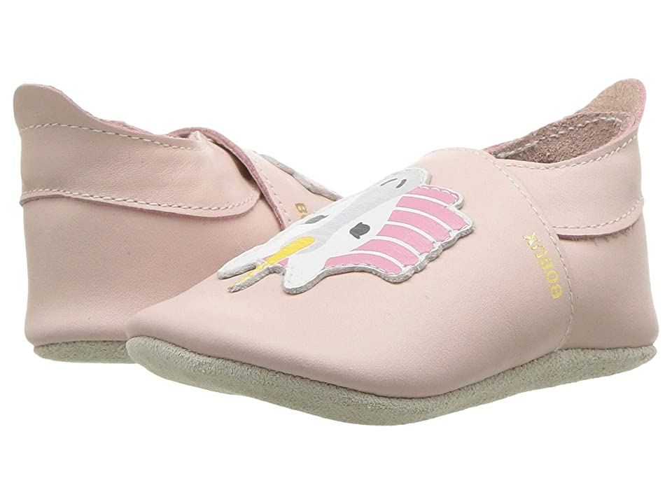 Bobux Kids Soft Sole Unicorn (Infant) (Blossom) Girl