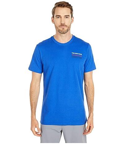 The North Face Freedom Short Sleeve Tee (TNF Blue) Men