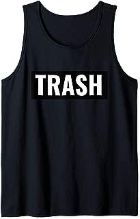 White Trash Halloween Costume Tank Top
