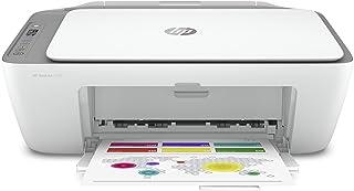 HP Deskjet 2720 All-in-One Printer, Wireless, Print, Copy, Scan - White