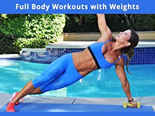Full Body Workouts with Weights