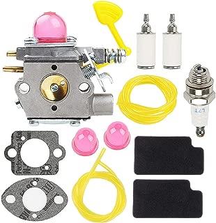 Allong BVM200VS Carburetor 545116801 Air Filter for Craftsman Poulan Pro Blower BVM200C P200C GBV325 P325 PPB430VS VS2000BV Replace 545081855 WT-875 WT-875A Tune Up Kit
