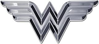 wonder woman car emblem