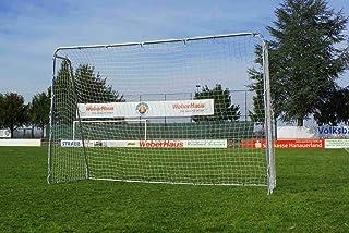 POWERSHOT Portería de Fútbol de Acero - 2 Tamaños