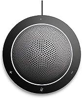 Kaysuda USB Speaker Phone 360° Omnidirectional Microphone Portable Conference Speakerphone Echo Cancellation for Skype...