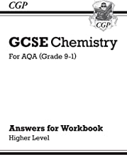 New Grade 9-1 GCSE Chemistry: AQA Answers (for Workbook) - Higher (CGP GCSE Chemistry 9-1 Revision)