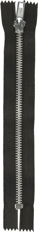 Coats and Clark Max 89% OFF F24A 7-2 Fashion Aluminum F24A07-002 Metal Close overseas