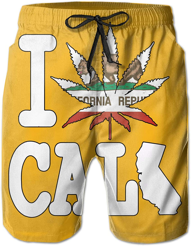 c4a3692295ab96 Lalysao I I I Weed California Map Men's Summer Trunk 2910ec - uuyuf ...