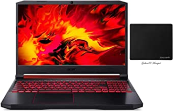 "Newest Acer Nitro 5 15.6"" FHD Gaming Laptop, 9th Gen Intel Quad-Core i5-9300H, NVIDIA GeForce GTX 1650, 16GB RAM, 256GB NV..."