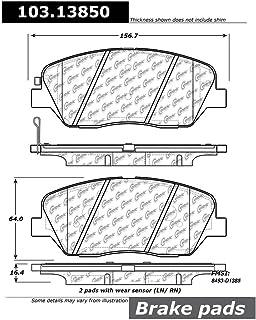 Ceramic StopTech 103.14010 Brake Pad