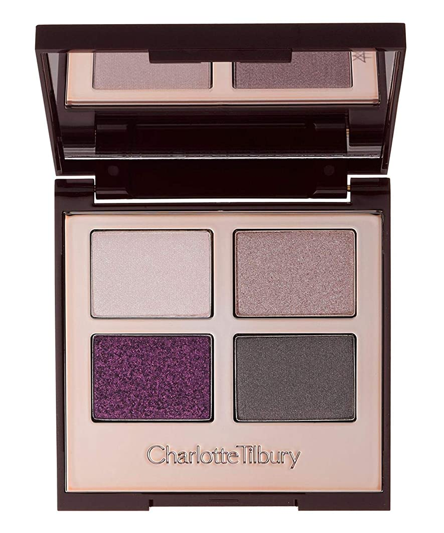 ロビーデッド礼拝CHARLOTTE TILBURY Luxury Palette - The Glamour Muse 5.2g