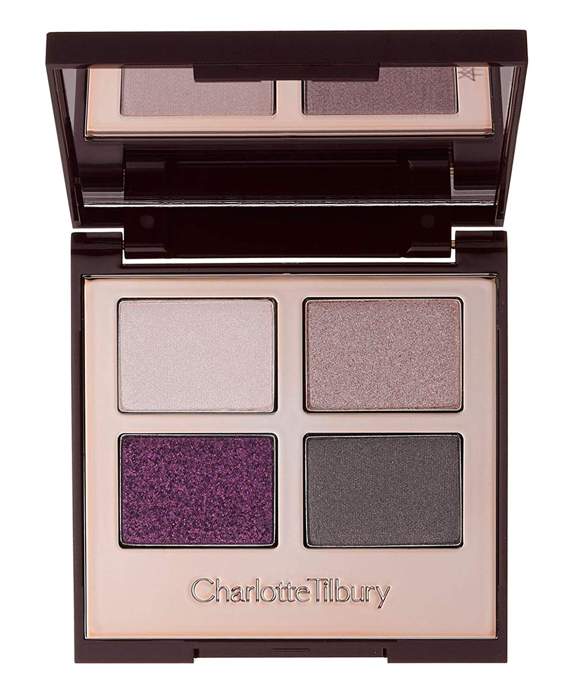 ヘクタールフォージ広くCHARLOTTE TILBURY Luxury Palette - The Glamour Muse 5.2g